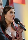 Amanda Lamb at A Place in the Sun Live