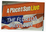 The Florida Paviion at A Place in the Sun Live