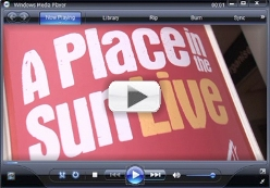 Watch our video of A Place in the Sun Live at Earls Court in March 2010