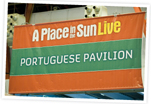 The Portuguese Pavilion at A Place in the Sun Live