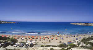 Coral Bay beach, Paphos, Cyprus