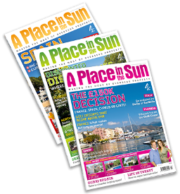 A Place in the Sun is the UK's leading overseas property magazine