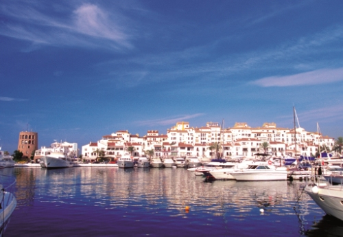Malaga, Spain is a popular hotspot for holiday property rentals