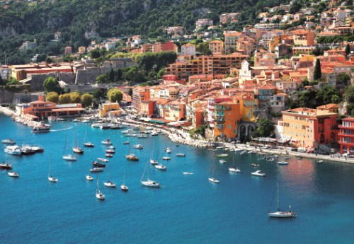 Nice in France is a popular holiday property rental hotspot
