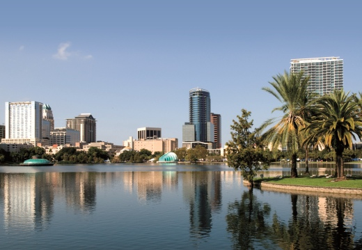 Orlando - an old favourite for British buyers of property in Florida