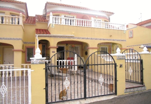 Torrevieja in the Spanish Costa Blanca is a popular holiday rental property hotspot