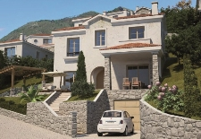 One to three bedroom villas at Sea Breeze in Kotor Bay, Montenegro