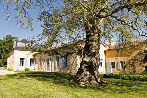 five-bed farmhouse for sale in bordeaux