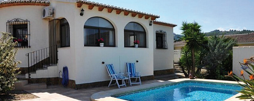House in Orba costa blanca