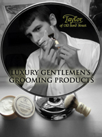 Taylor of Old Bond Street grooming products