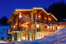 Les Anges - one of the worlds most luxurious catered ski chalets, Zermatt, Switzerland