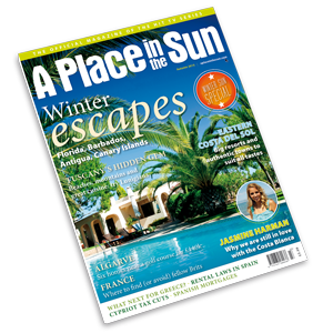 a place in the sun magazine winter issue