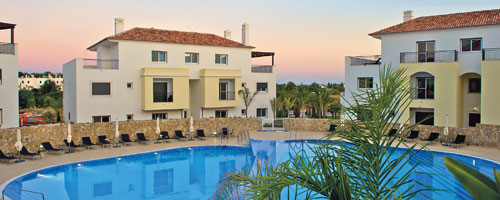 property in the algarve