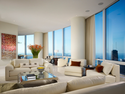 Penthouse apartment at Trump Tower, Chicago