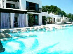 A 10-bedroom villa in Ibiza on the market for 15 million euros