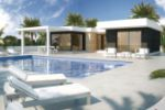 A new development in Moraira, Costa Blanca on sale by Villas Buigues at A Place in the Sun Live