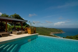 Hope Lodge in Bequia, the Grenadines on sale for $6m with A&K International Estate