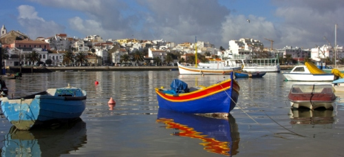 Lagos on Portugal's Algarve is likely to be a holiday rentals hotpot in 2014