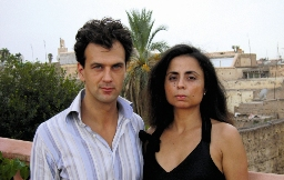 Grant and Meriem Rawlings