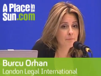 Burcu Orhan from London Legal International advises on how to open a bank acount in Turkey