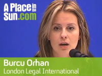 Burcu Orhan explains how to buy off-plan in Turkey