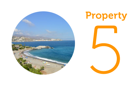 Property 5: Three-bed villa in La Herradura