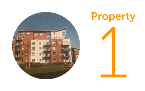 Property 1: Two-bed apartment in Poole