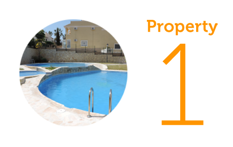 Property 1: Two bed apartment in Orihuela