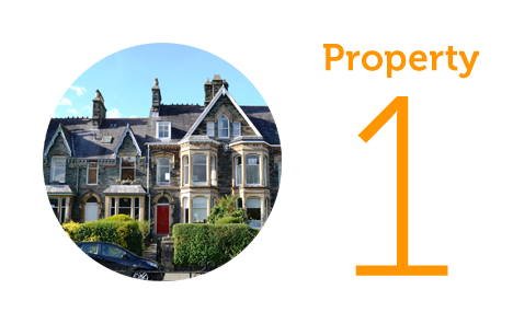 Property 1: Four/Five-bed house in Keswick