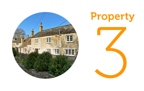 Property 3: Four-bed detached house in Kencot