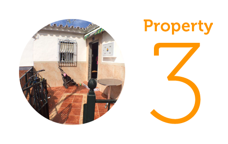 Property 3: Three bed house in Nerja