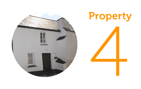 Property 4: Two bed cottage in Bishopsteignton