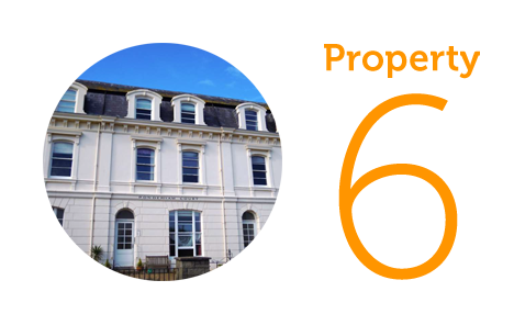 Property 6: Two bed apartment in Teignmouth