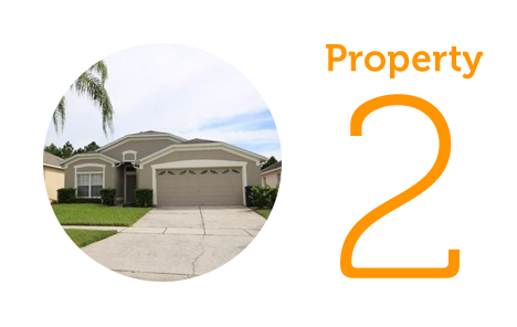 Property 2: Four-bed house in Windsor Palms