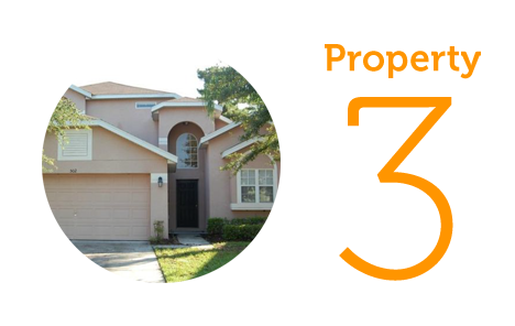 Property 3: Two-storey property on Blue Jay Way