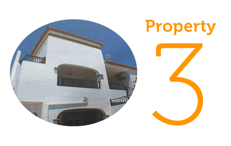 Property 3: Top floor bungalow apartment