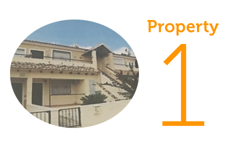 Property 1: Top floor apartment in Villamartin
