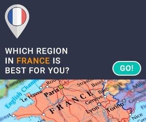 Interactive Map of French Regions