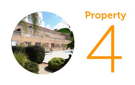Property 4: Two-bed flat in Kissonerga