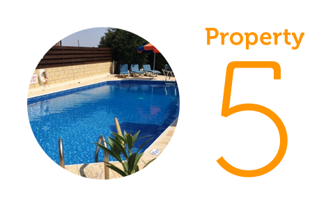 Property 5: Two-bed apartment in Kato Paphos