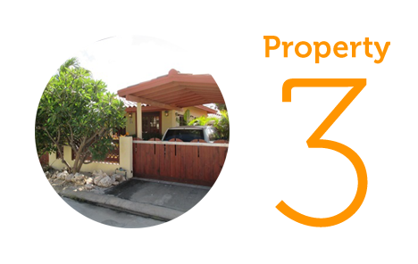 Property 3: Two bedroom house in Alto Vista