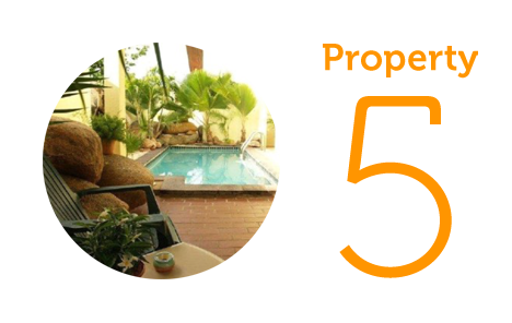 Property 5: Three bed house in North Aruba