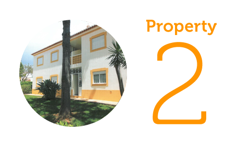 Property 2: Two-bed apartment in Portimao