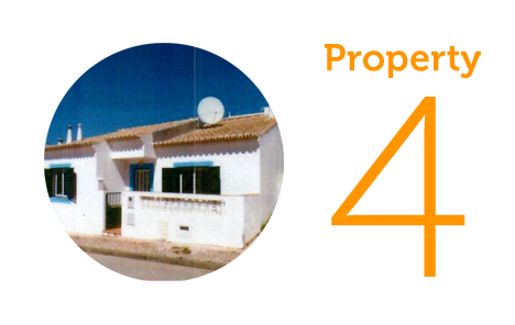 Property 4: Two bed townhouse in Espiche
