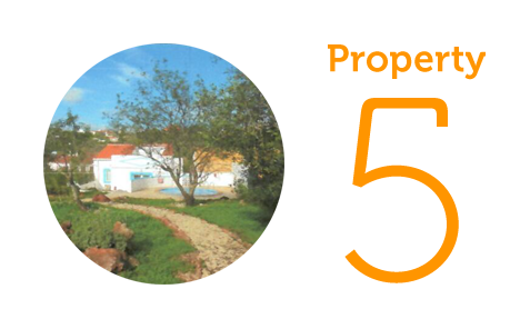 Property 5: Three-bed cottage in Silves