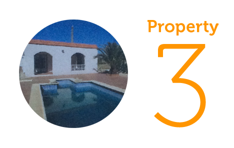 Property 3: Two bed country home in Tabernas