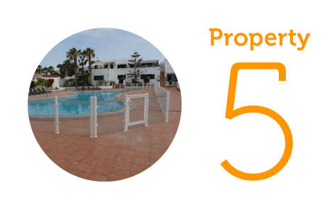 Property 5: Two-bed apartment in Costa del Silencio