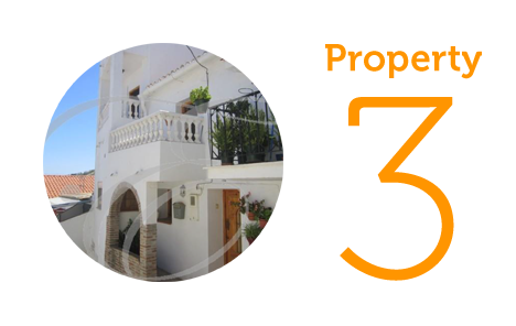 Property 3: Two-bed town house in Iznate