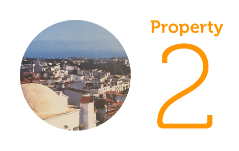Property 2: Two-bed town house in Torrox