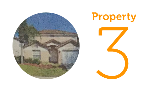 Property 3: Three-bed house in Haines City - Saint Augustine Blvd